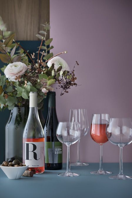 Grand Cru Wine Glasses Fits Both Everyday Life And The Formal   Esszimmer  1230