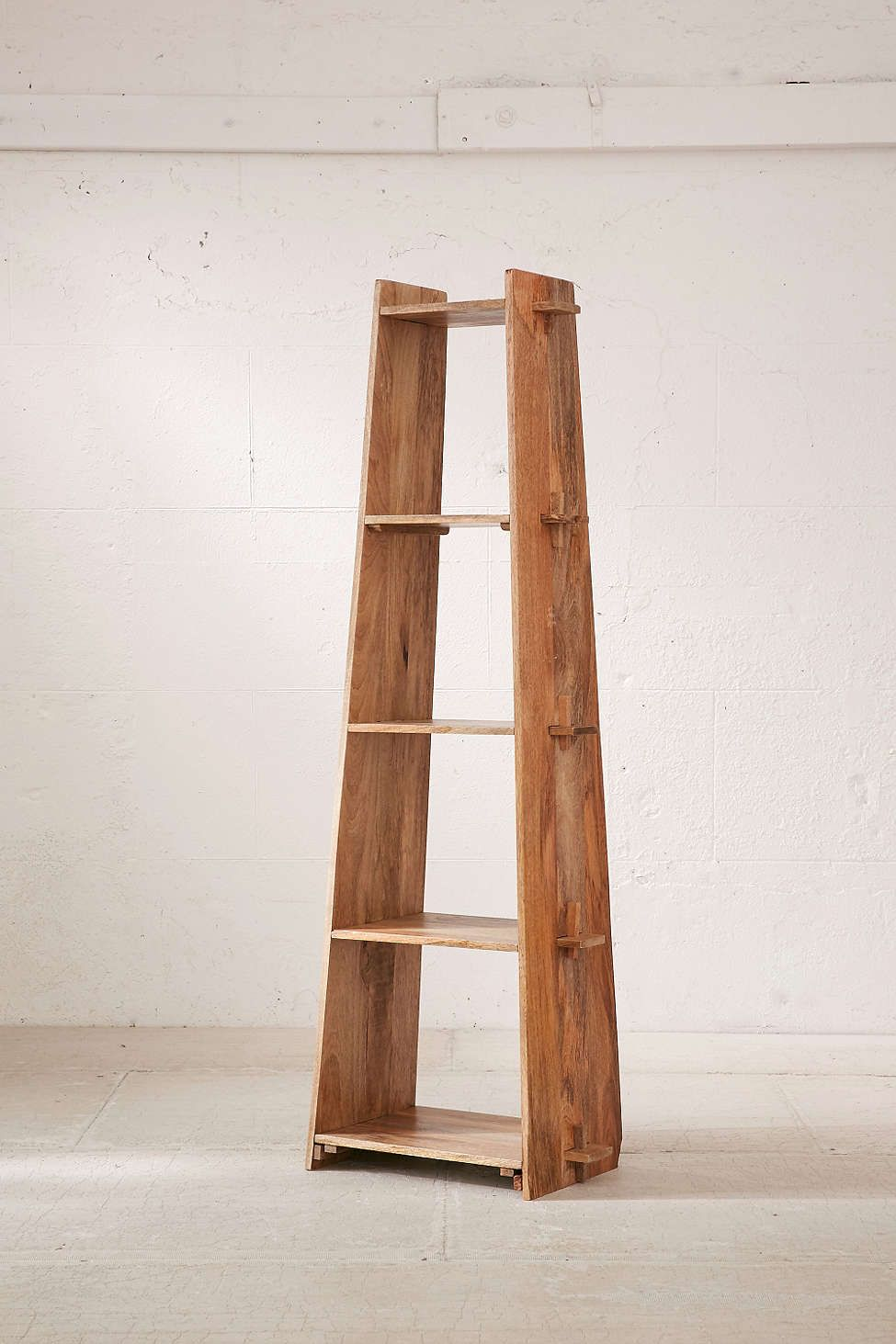 Riley wooden bookshelf urban outfitters shelves and awesome stuff