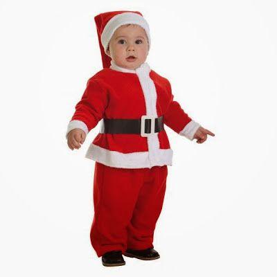 Santa Outfit Diy Boy Patron Traje De Santa Niño El Arte De
