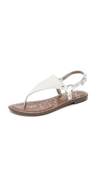 ed93b89e95be4 SAM EDELMAN Greta Sandals.  samedelman  shoes  sandals