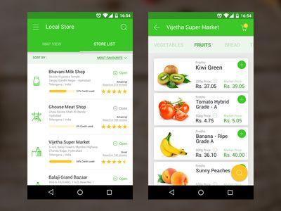 Grocery App Groceries App Food App Grocery