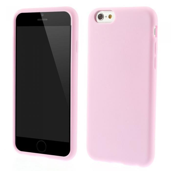 Silikonskal till iPhone 6. Hitta fler Billiga iPhone 6-skal på: http://www.phonelife.se/billiga-mobilskal