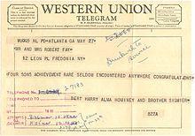 Western Union Telegram Lettering Union Western Union