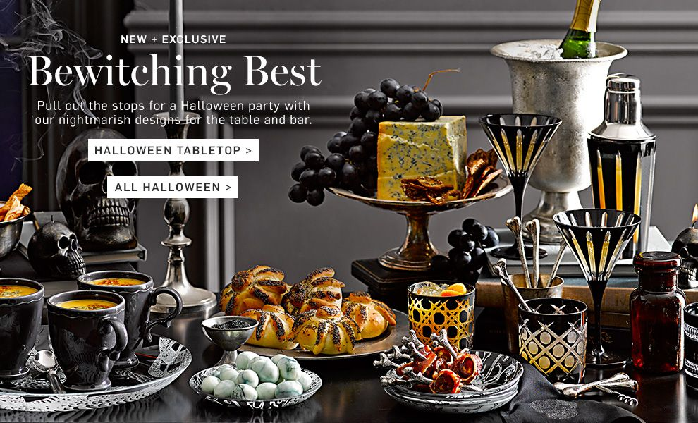 Bewitching Best - Treats from Williams Sonoma