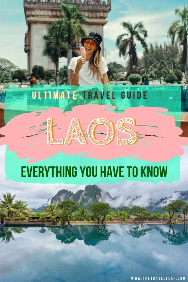 LAOS TRAVEL TIPS: The ultimate guide to traveling Laos in ...