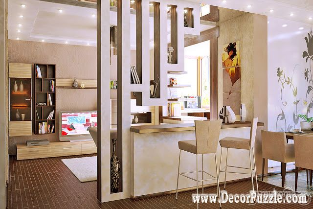 Take a look in 15 gorgeous gypsum board wall decoration for classy ...