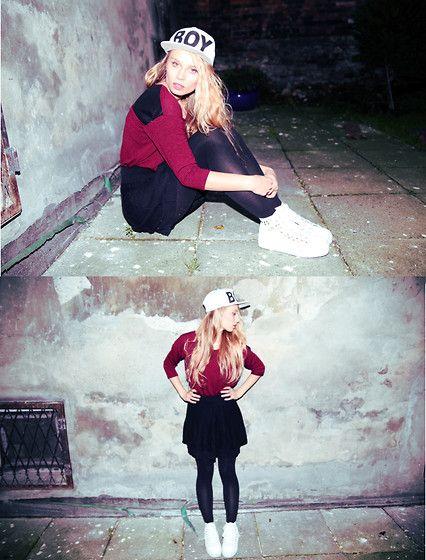 """Sylwia Gaczorek """"sweet girl"""" (by Sylwia  Gaczorek) http://lookbook.nu/look/4242759-Sylwia-Gaczorek-sweet-girl"""