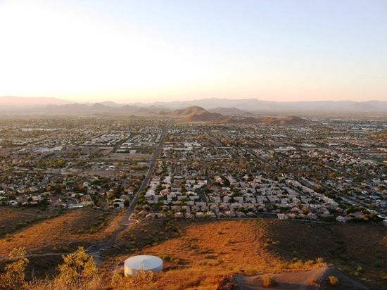 Trail review for Lookout Mountain Summit Trail in Phoenix