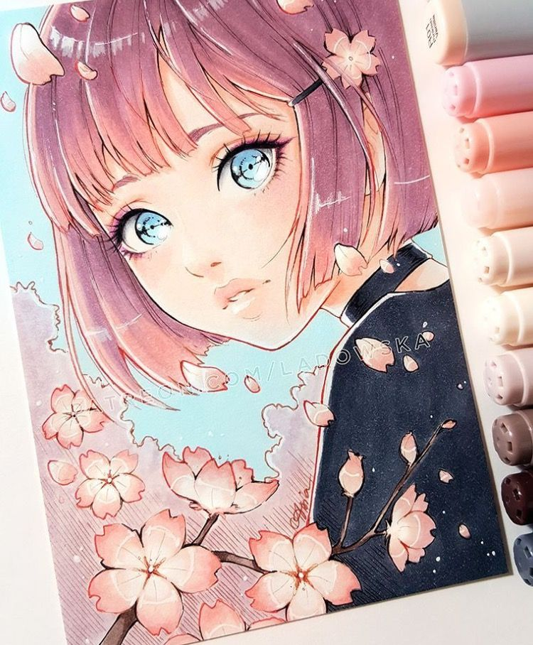 Ladowska Art Pinterest Dessin Coloriage Dessin Et Manga