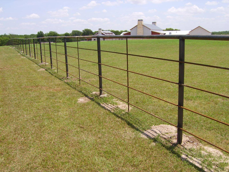 Pipe Fence Company Midlothian Mansfield Texas Ranch Farm