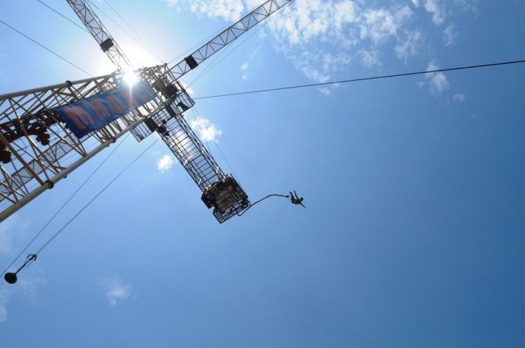 Bungee Jumping In Myrtle Beach