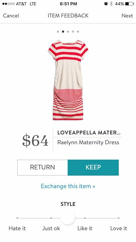 This looks fun! Easy to wear dress that's colorful and modern. I think I would really love this.