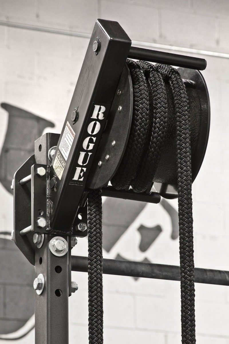 Rogue Fitness Rack Mount Ropeflex Crypted Molesting