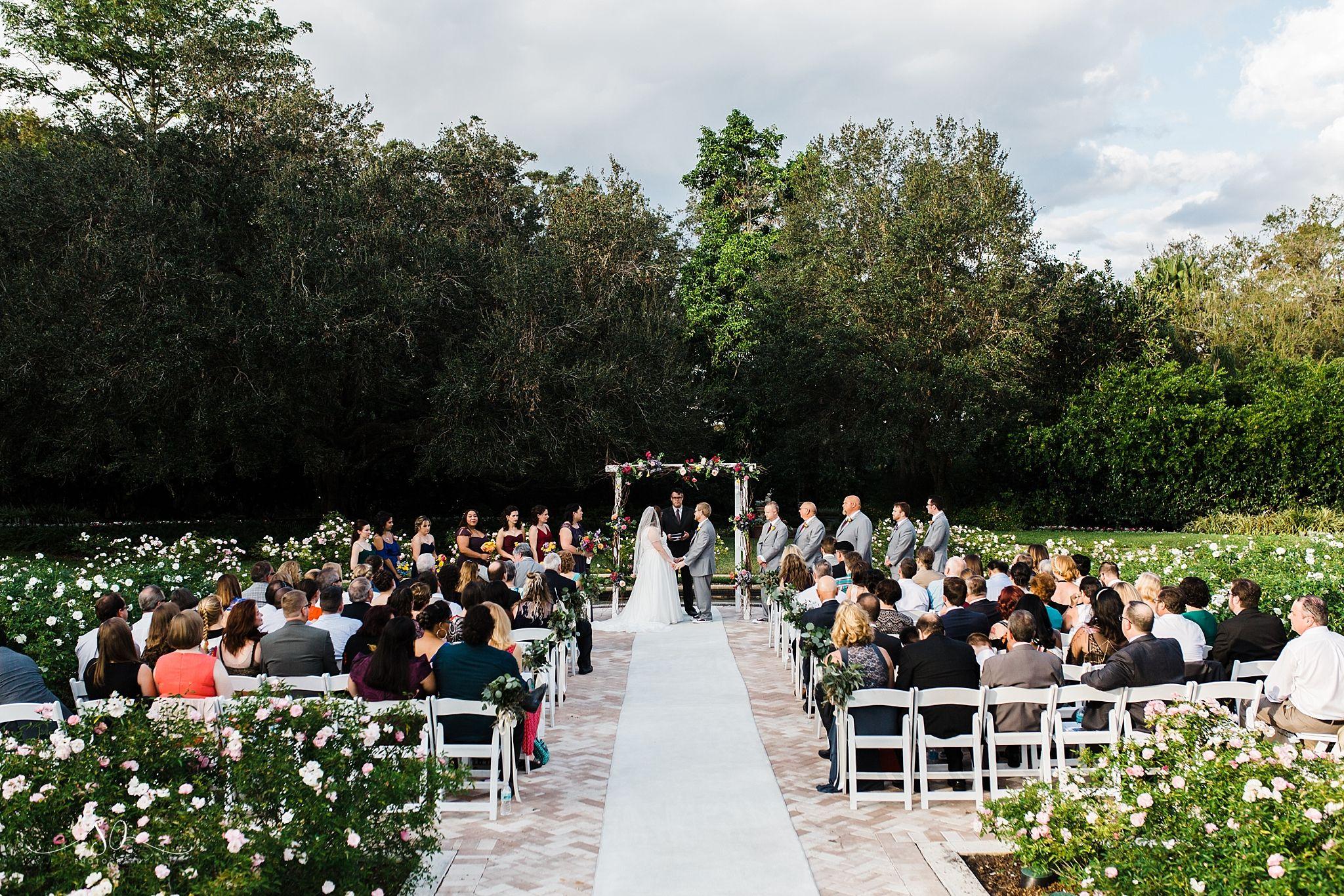 Leu gardens a botanical oasis venue wedding venue
