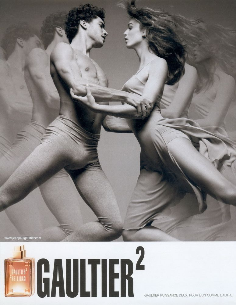 Gaultier erotic photography