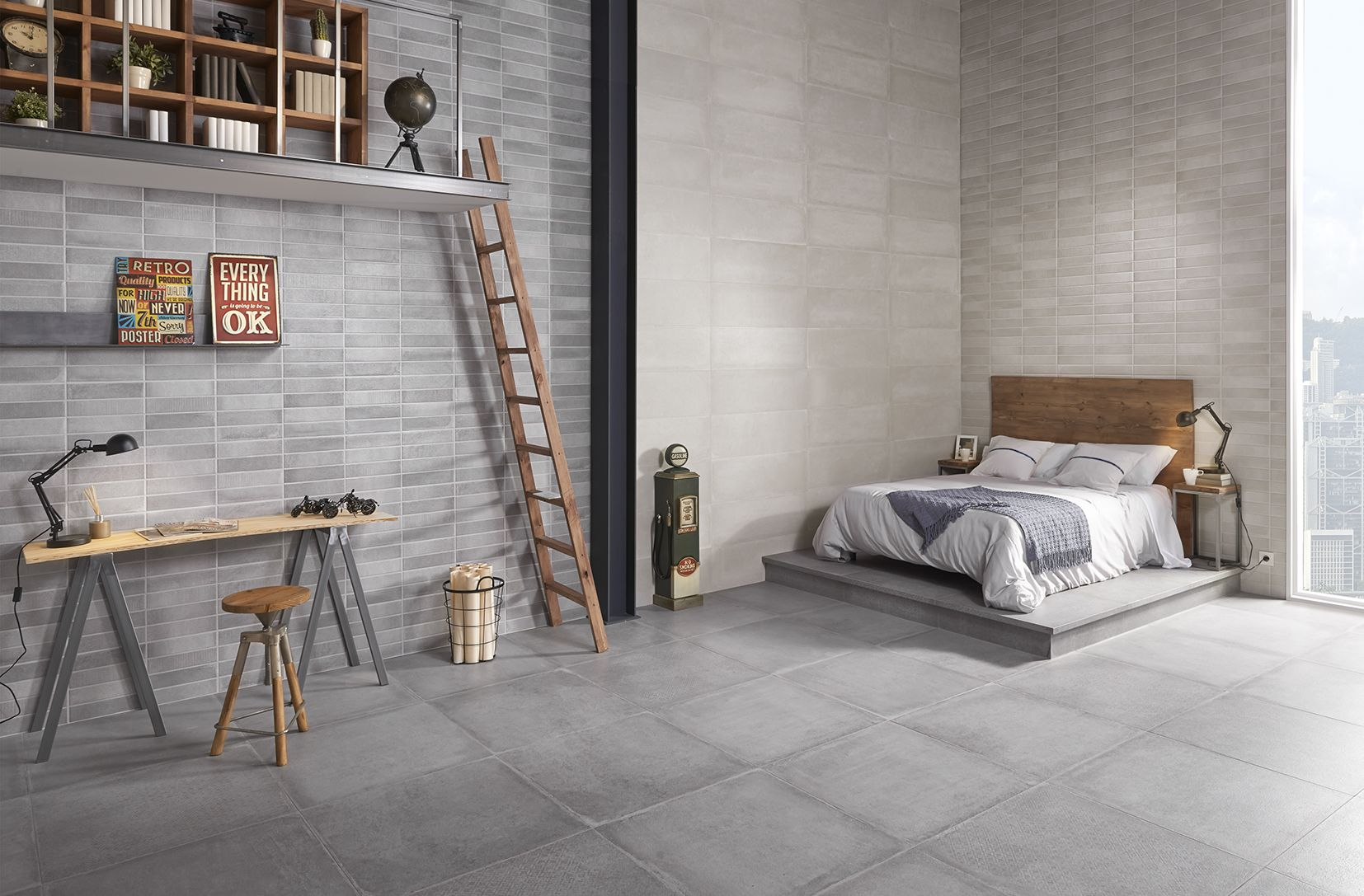 Einheitliches Gesamtdesign für Ihre Räume mit der Serie Uptown ...