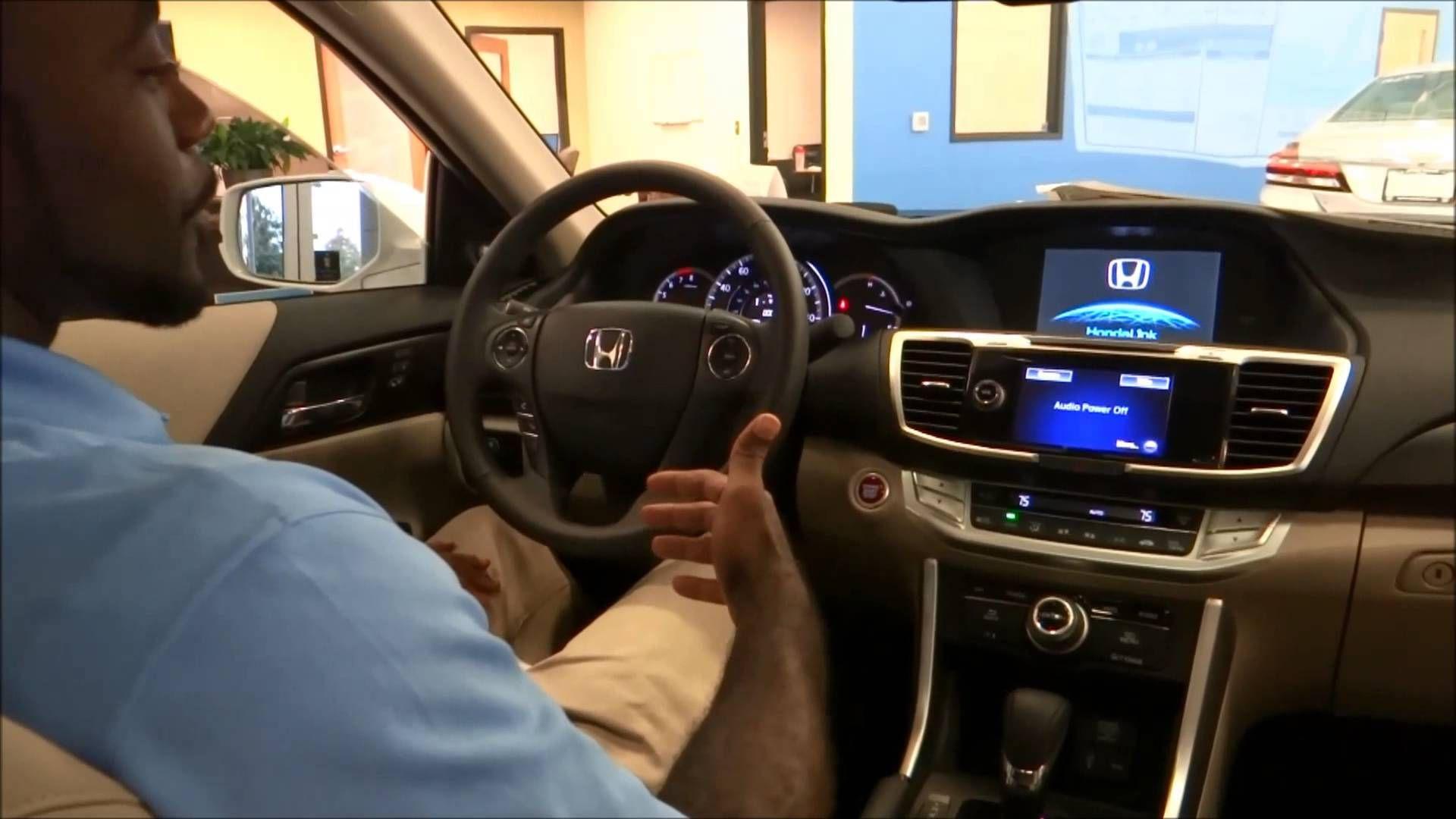2015 Honda Accord Ex L V6 >> 2015 Honda Accord Exl V6 Nav Review From Landers Mclarty
