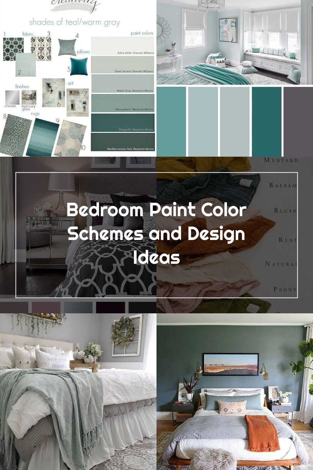 Pin On Bedroom Colors