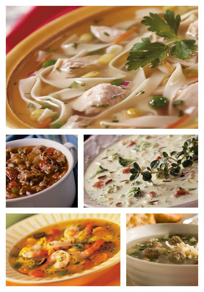 Cold? Healthy eating #NewYears resolution? Frontier Soups has so many tasty options for both! www.frontiersoups.com