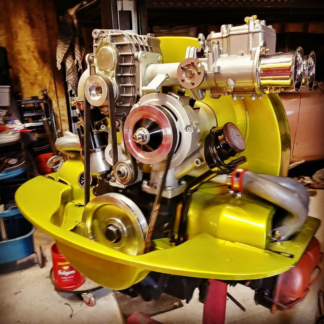 Pin by Luis Perez on VW Engine (With images) Vw karmann