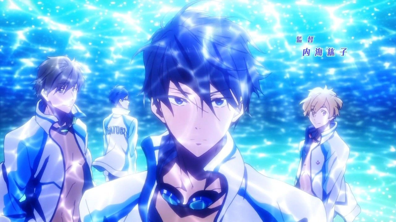 Free swimming anime free swimming anime episode 1 12