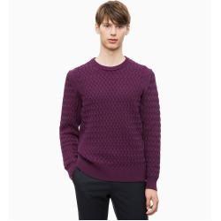 Photo of Outlet – Calvin Klein Pullover aus Baumwollmischung Xl Calvin KleinCalvin Klein