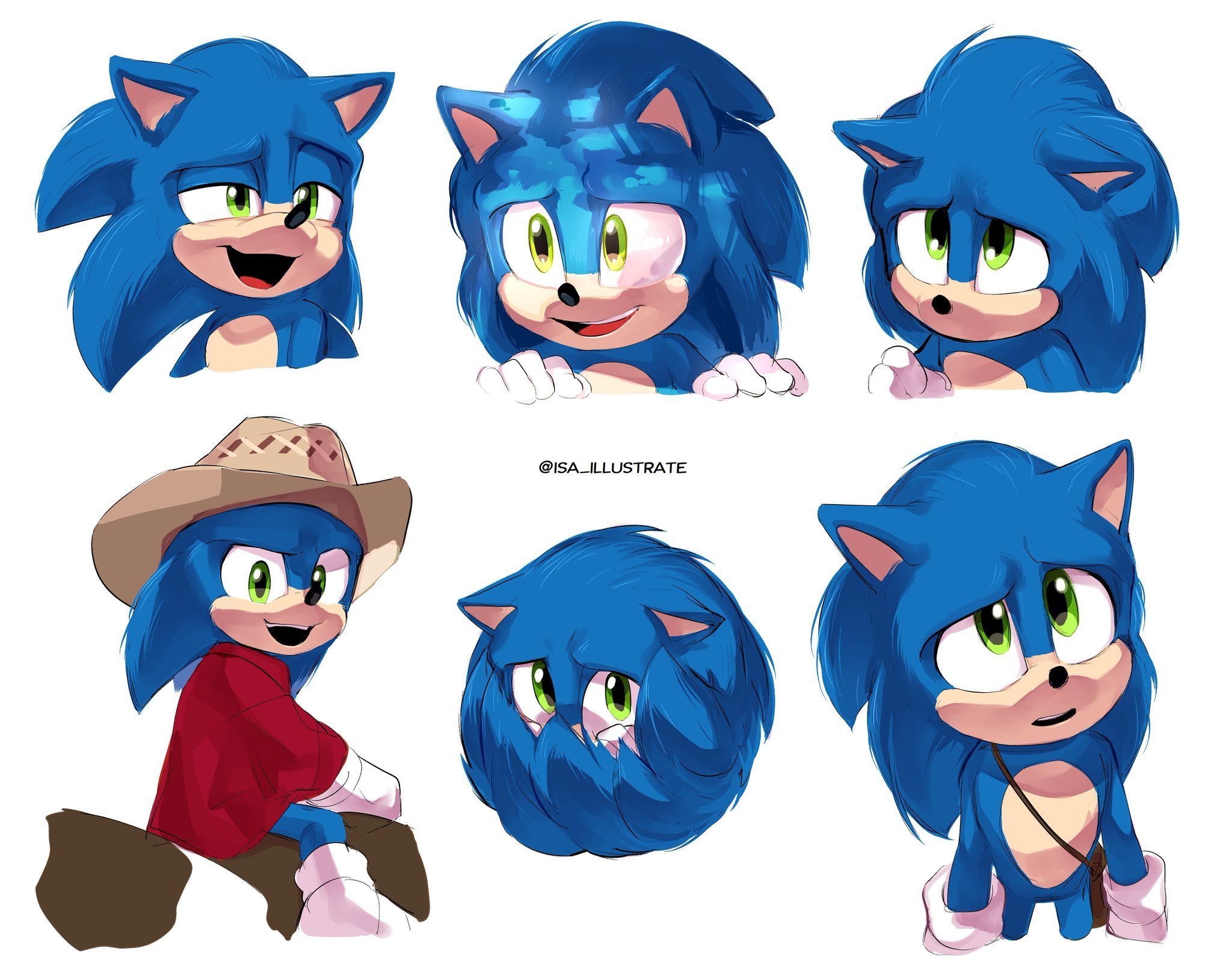 Isa이사 On In 2020 Sonic Fan Characters Sonic The Hedgehog Sonic Fan Art