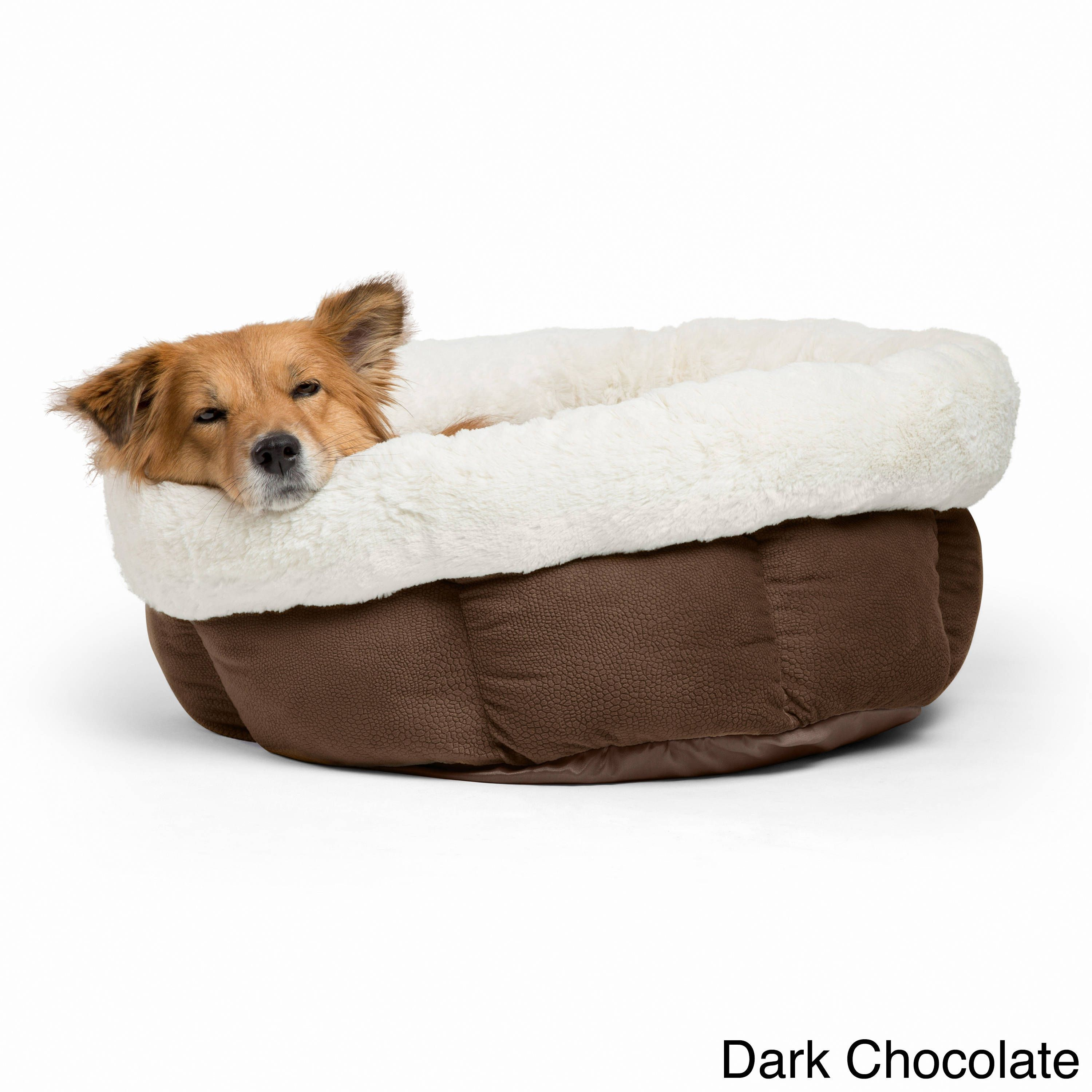 Best Friends By Sheri Jumbo Cuddle Cup Ilan Dog Bed Dog Mattresses Dog Bed Luxury Dog Bed