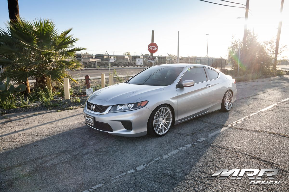 Honda AccordGF7 by MRR Wheels in 2020 Honda accord