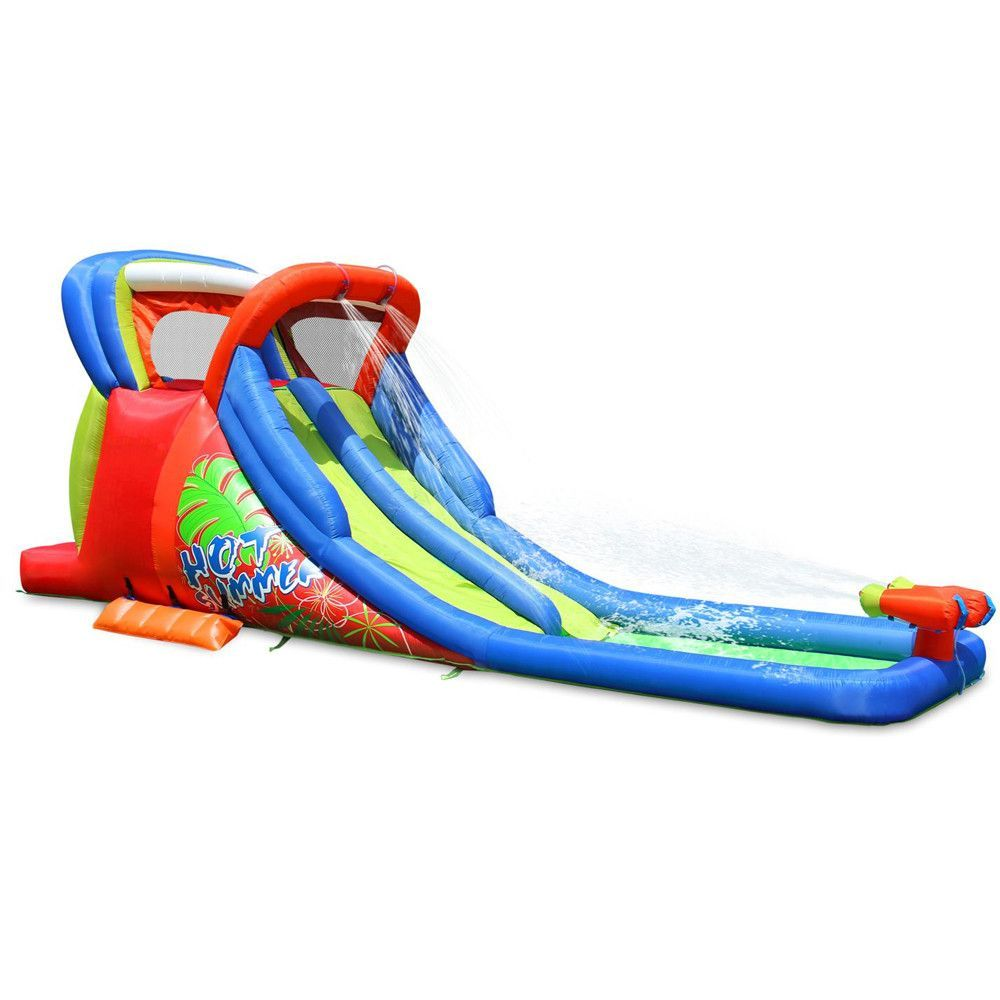 summer double water slide products pinterest water