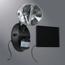 180 Motion Sensor Solar Powered Led Motion Activated Security