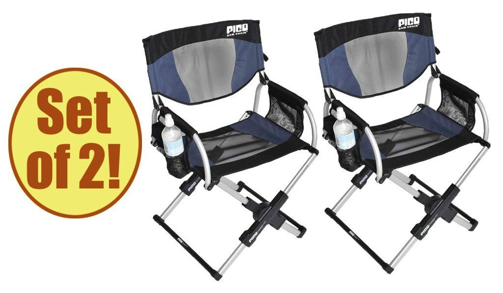 Exceptionnel Set Of 2   PICO ARM CHAIR Telescoping Directoru0027s Chair ** This Is An Amazon  Affiliate Link. More Info Could Be Found At The Image Url.