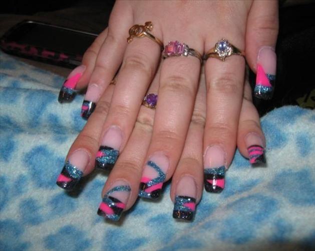 Puerto Rican Nail Designs Nails Pinterest Puerto Ricans