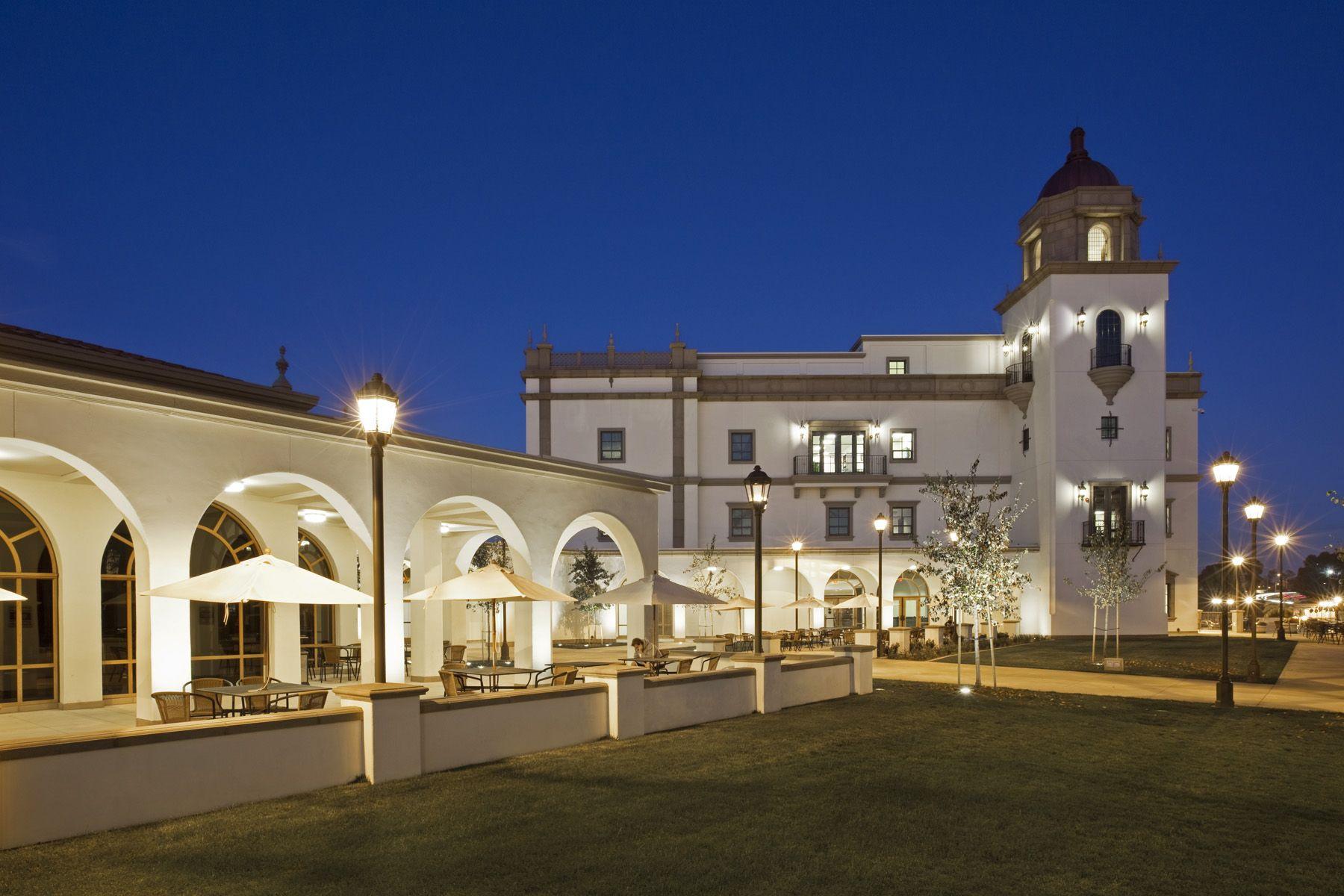 University Of San Diego Student Life Pavilion University Of San