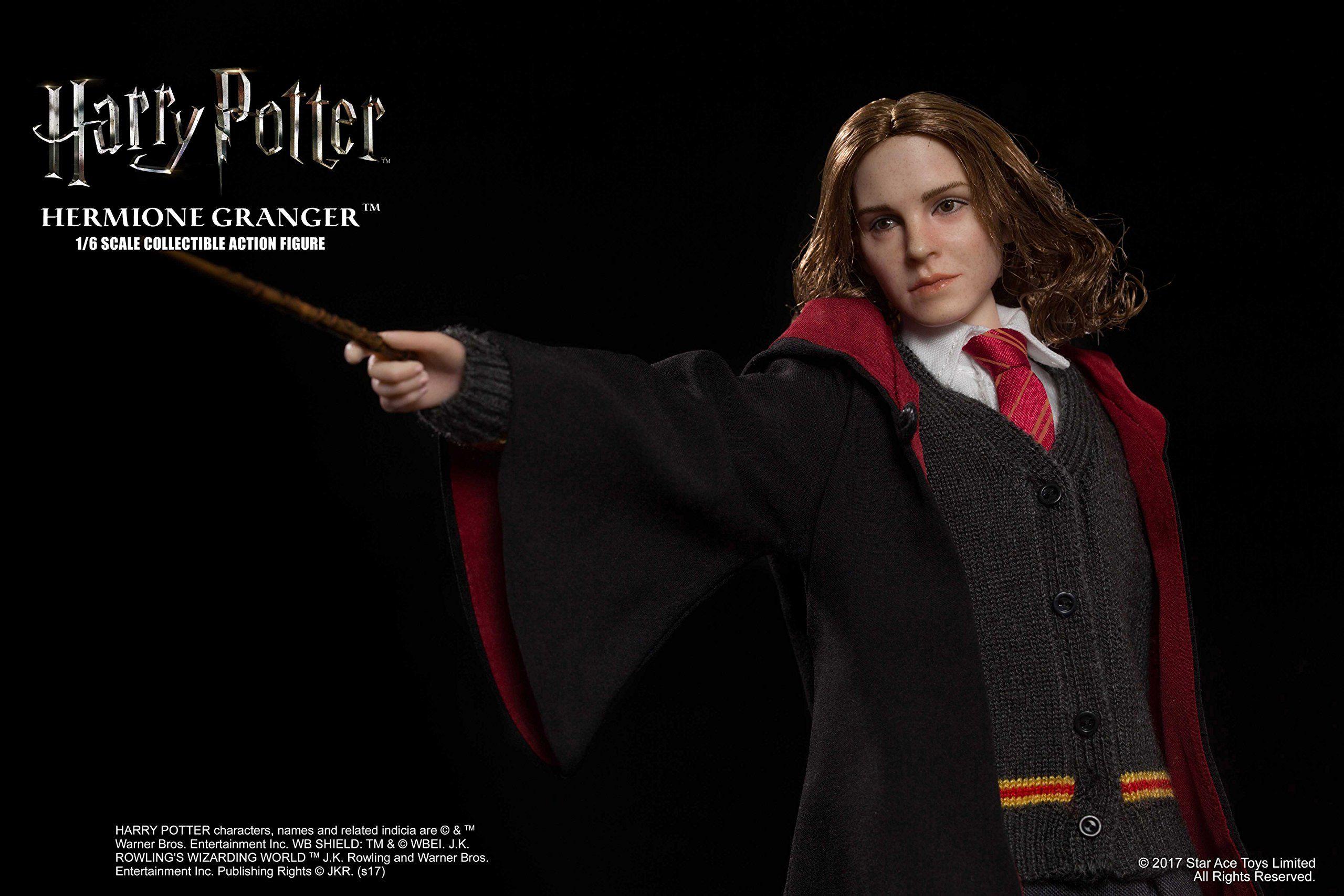 Star Ace Harry Potter Ron Weasley 1//6 Scale DELUXE Azkaban Action Figure