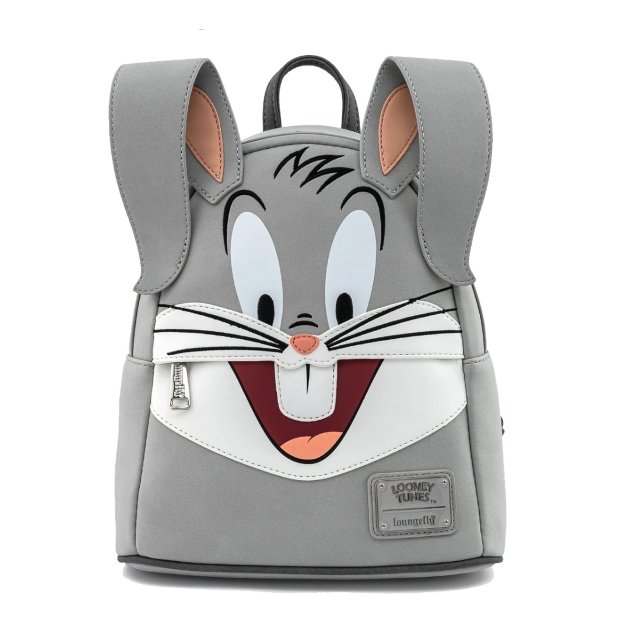 Photo of Loungefly x Looney Tunes Bugs Bunny Cosplay Mini Backpack