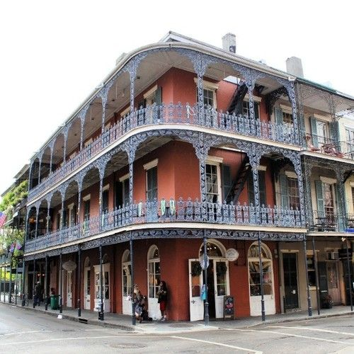 These old buildings never get old! #UncontainedLife #NOLA #VisitNewOrleans @VisitNewOrleans http://ift.tt/UHdCRX
