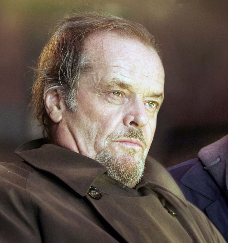 """The Departed Martin Scorsese: Francis """"Frank"""" Costello / Jack Nicholson (The Departed"""