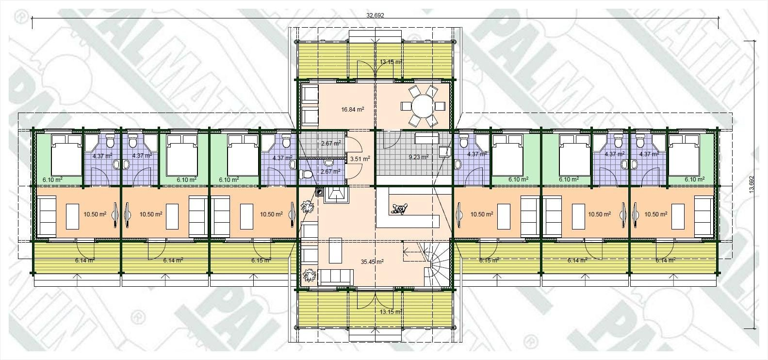 hotel rooms floor plan design - Google Search (With images ...