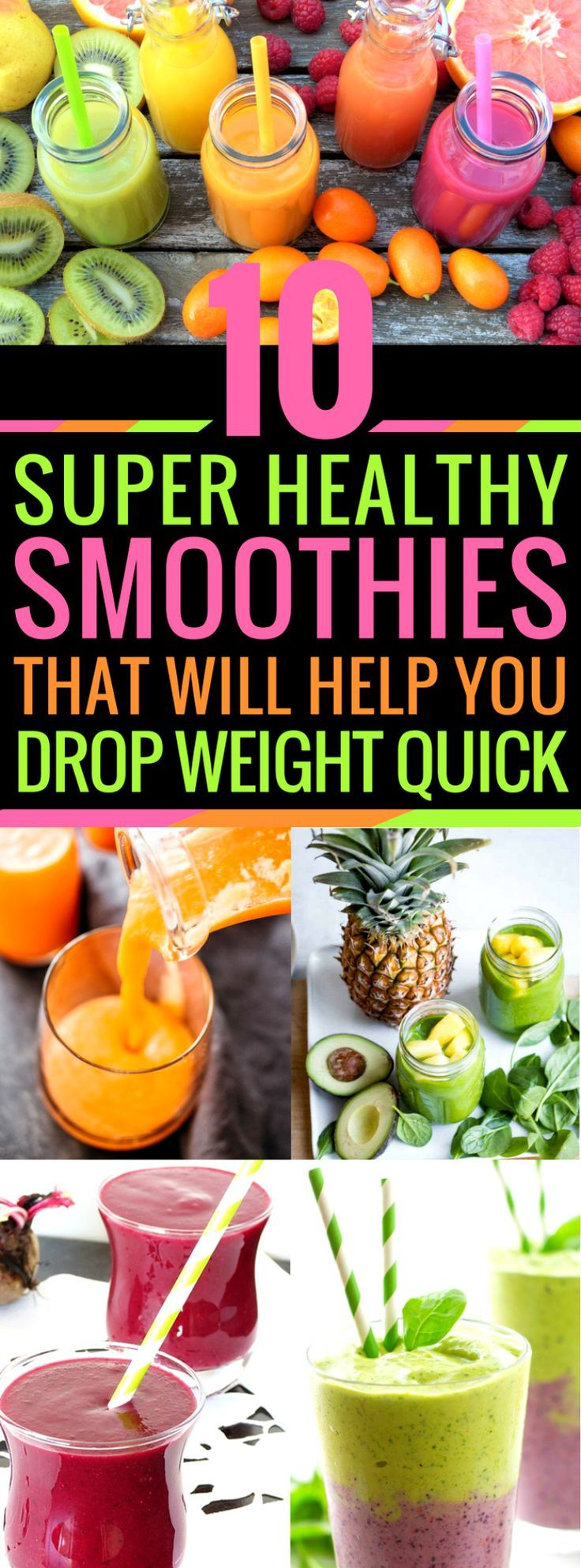 20 Weight Loss Smoothies To Make You Slim Down In A Flash  food
