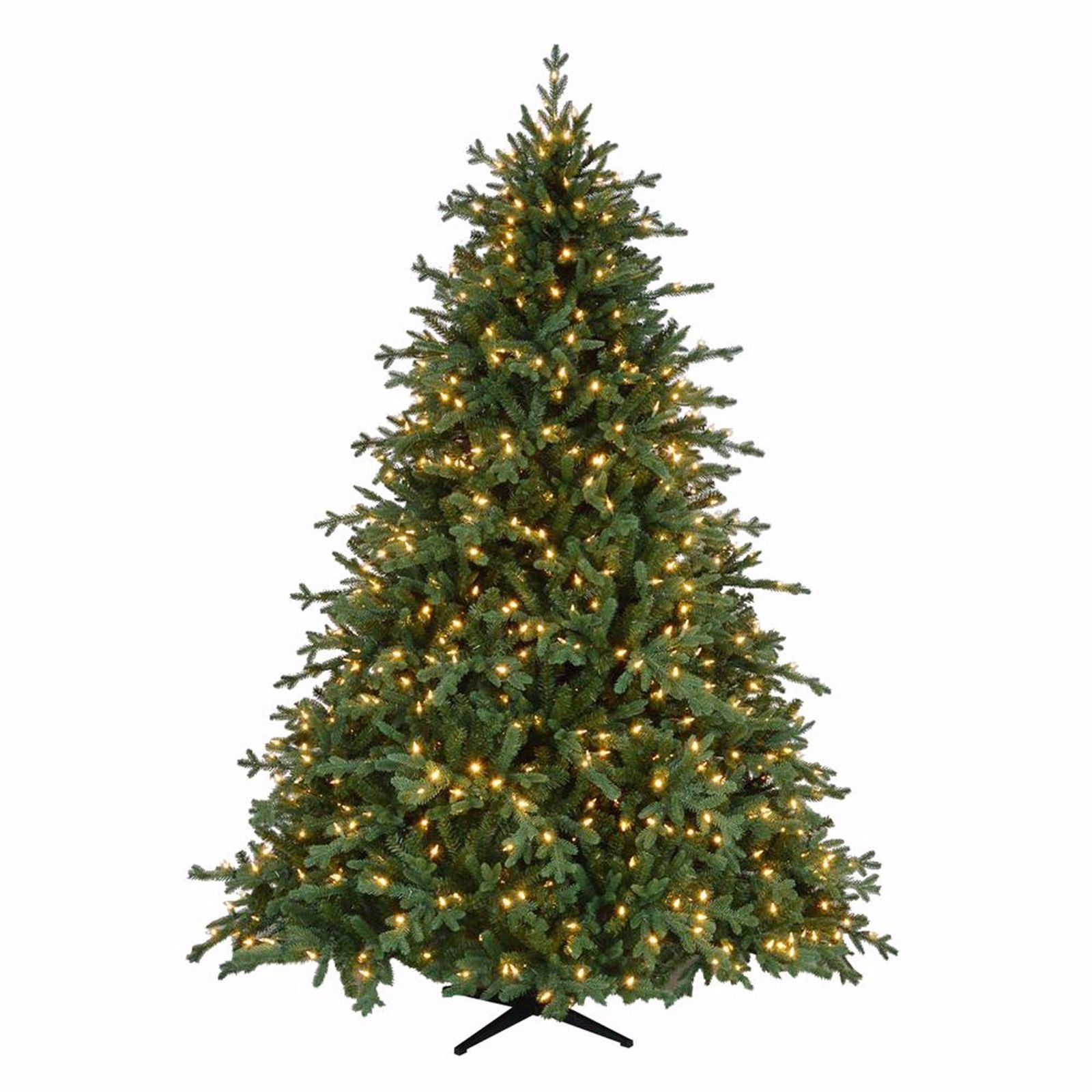 Holiday Decorations PreLit LED Royal Spruce Artificial