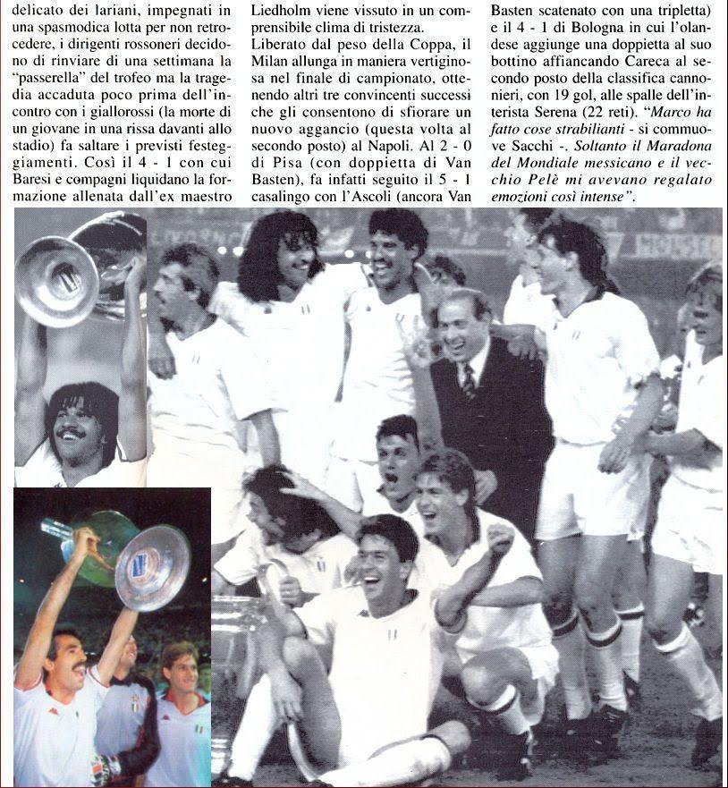 1988/89 - 80Milan