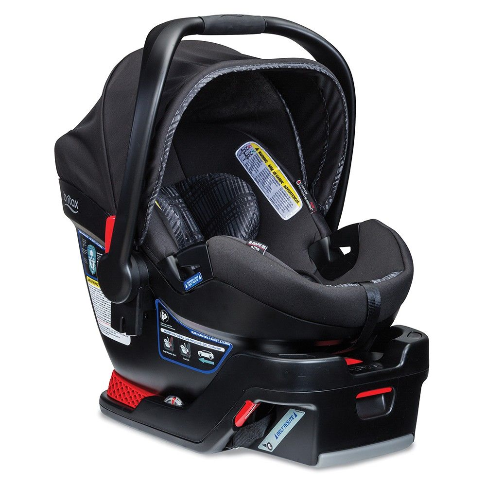 Britax BSafe 35 Elite Safest car seat infants, Car
