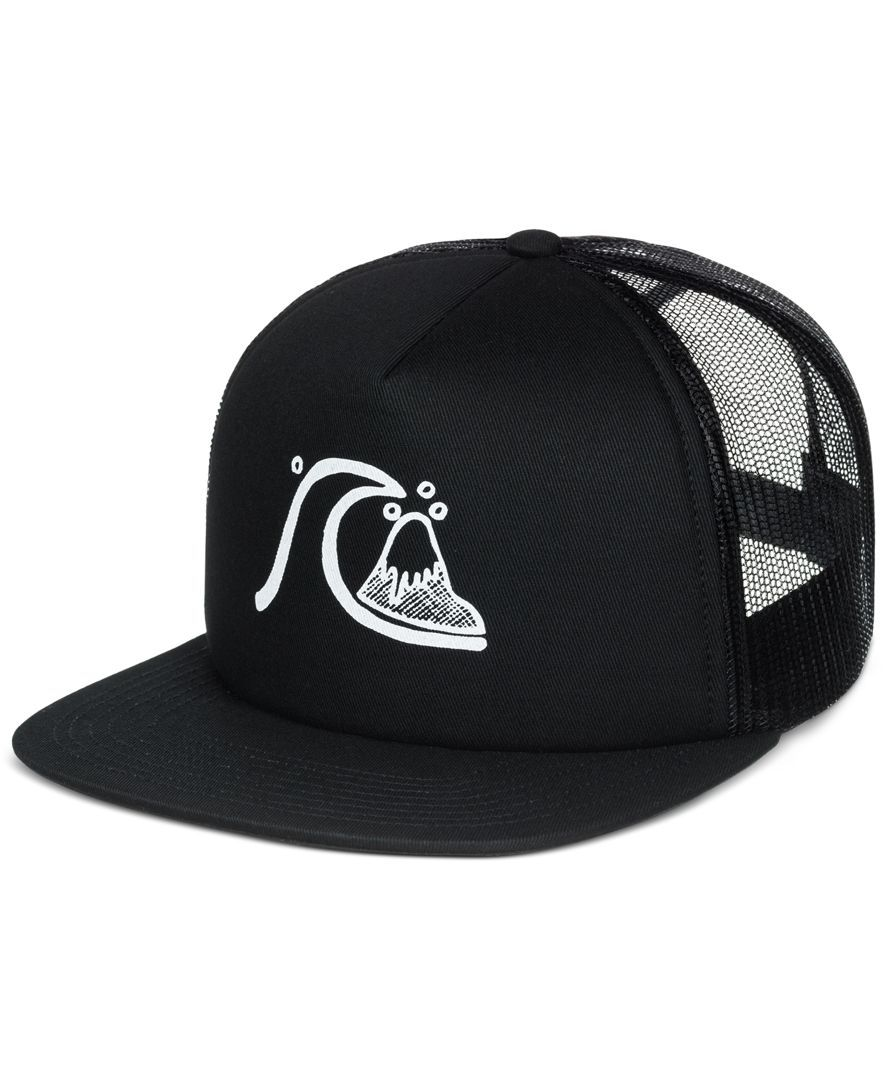 Quicksilver Trucker Hat  b07b8d82246