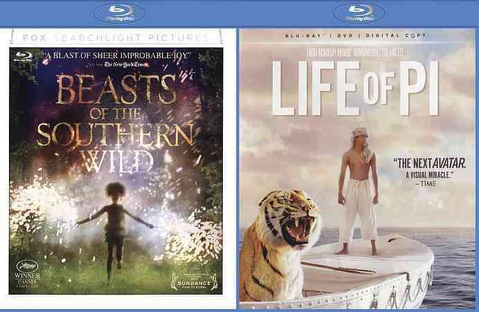 Beasts Of The Southern Wild/Life Of Pi