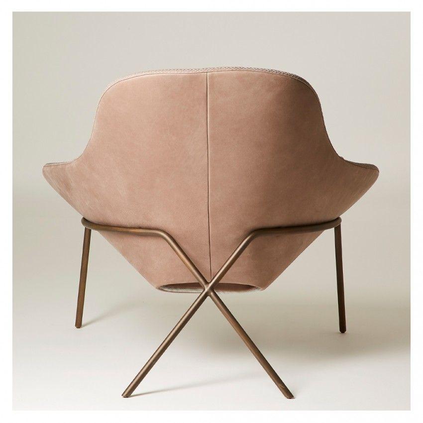 Cross Leg Lounge Chair Old Velvet Leather Velvet Chair Chair Design Chair