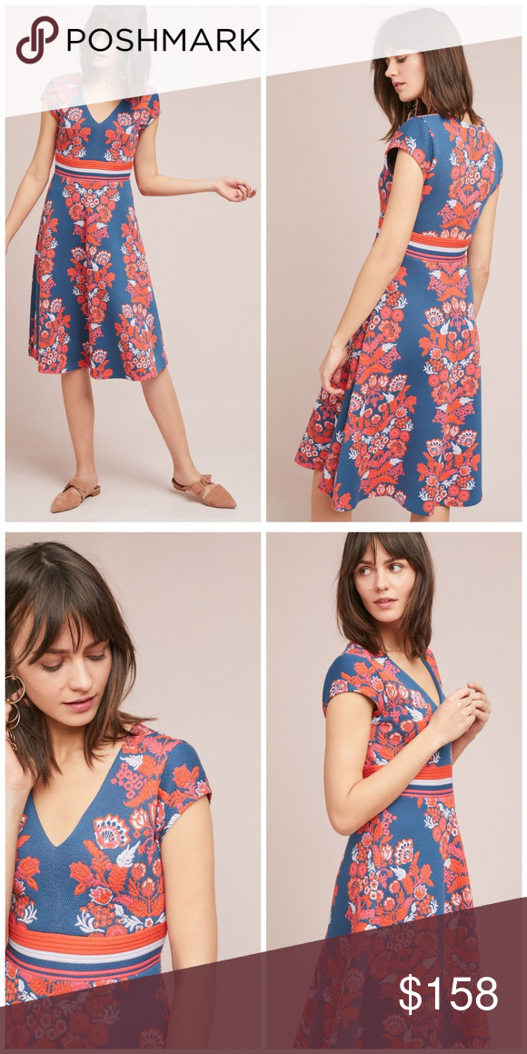 106ae5a123da NWT, Anthropologie, ett:twa Soiree Dress Perfect for any occasion, this fit