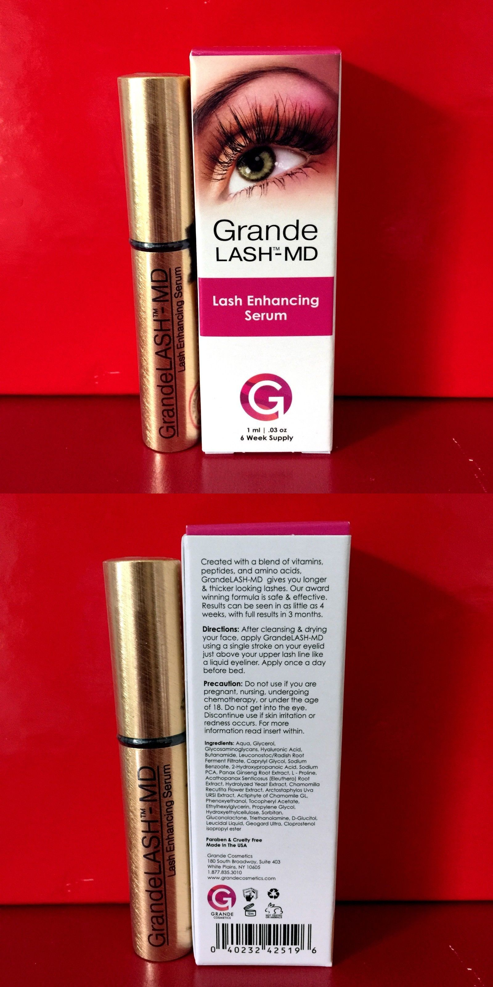 f118f4924c0 Lash Growth And Conditioner 172023 Grande Cosmetics Grandelash Md