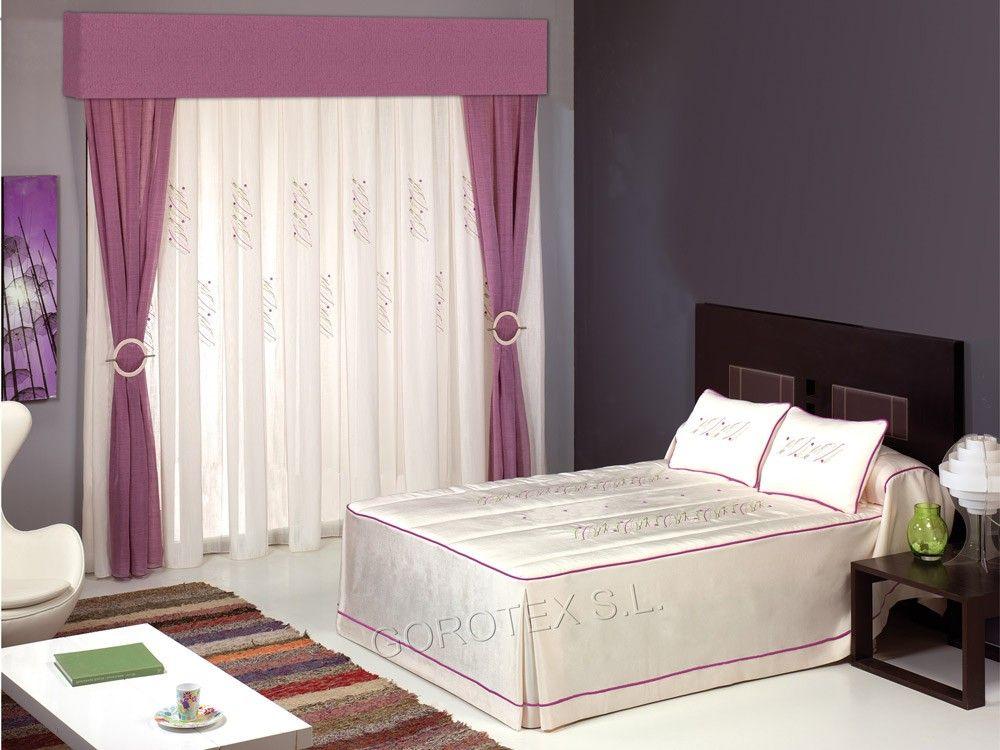 modelos de cortinas dormitorio 2016 buscar con google