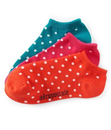 8ccd48b41dbd9 3-Pack Polka Dot Ped Socks | ЅᎾℂᏦЅ in 2019 | Socks, Clothes, Girl ...